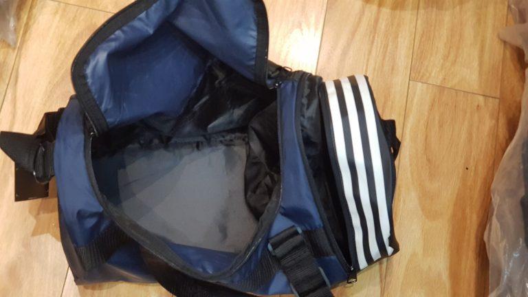 Điểm mặt 3 mẫu túi tập gym hàng hiệu, giá hời chỉ dưới 500.000 đồng 2
