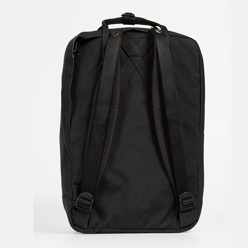 Balo Kanken Classic Laptop 15 Black 11