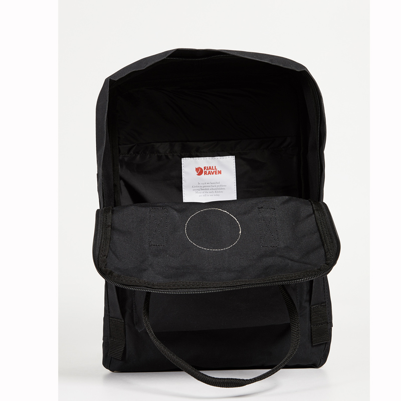 Balo Kanken Classic Laptop 15 Black 12