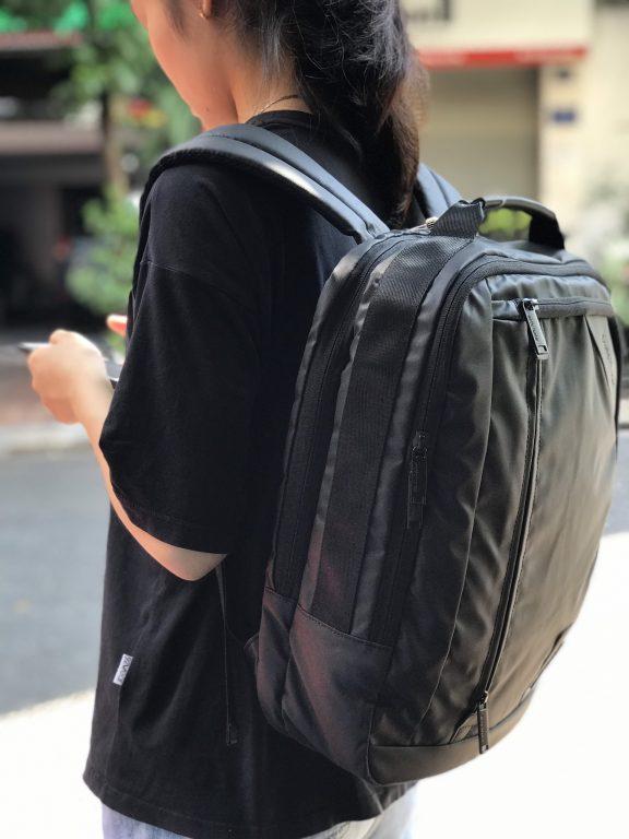 Tiện ích bất ngờ với balo laptop Arctic Hunter Waterproof School Backpack 2