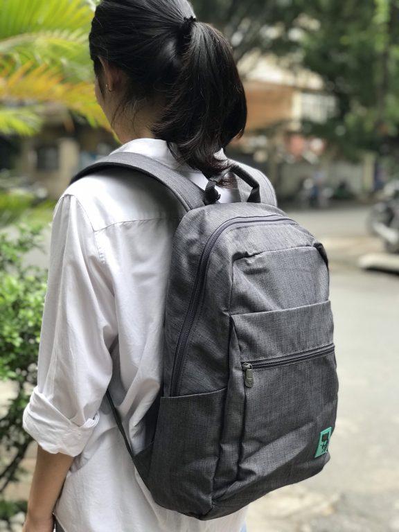 """Top 3 mẫu balo laptop được """"săn đón"""" nhất mùa hè 2019 2"""