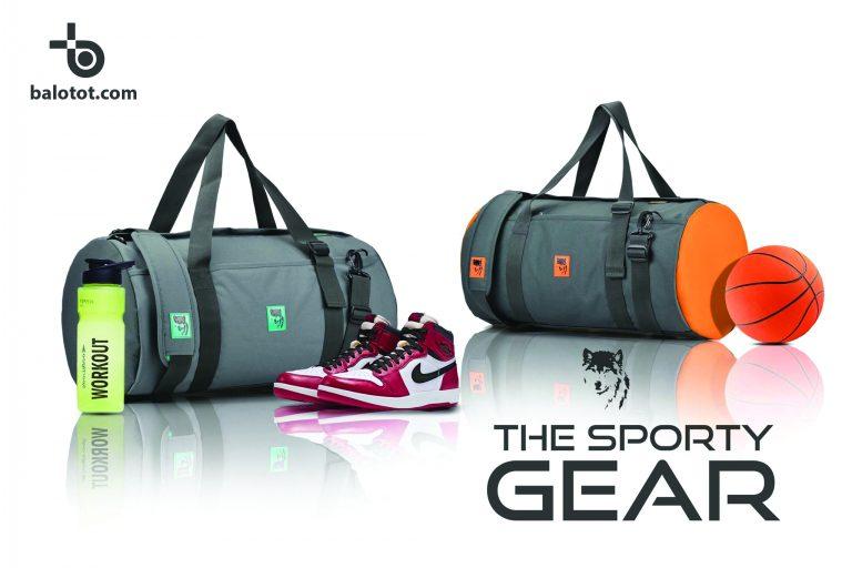 Khơi dậy đam mê dịch chuyển cùng túi xách Mikkor The Sporty Gear 1