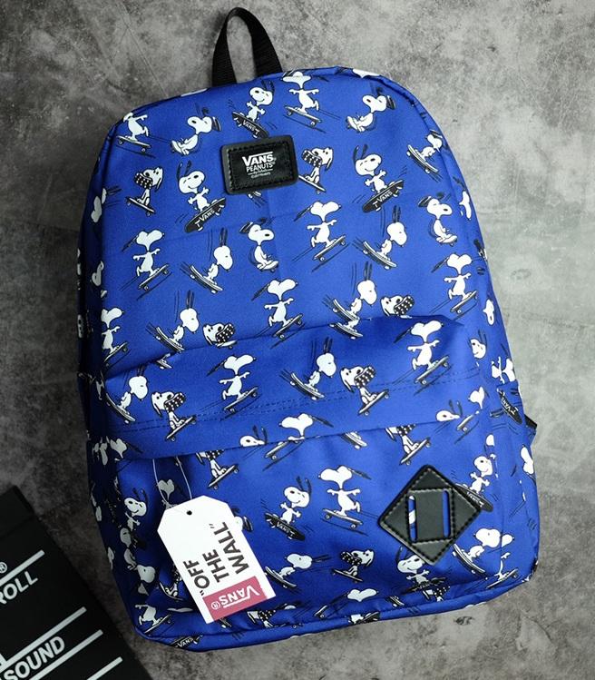 Vans X Peanuts Old Skool Backpack - Balo xinh không thể không sở hữu 3