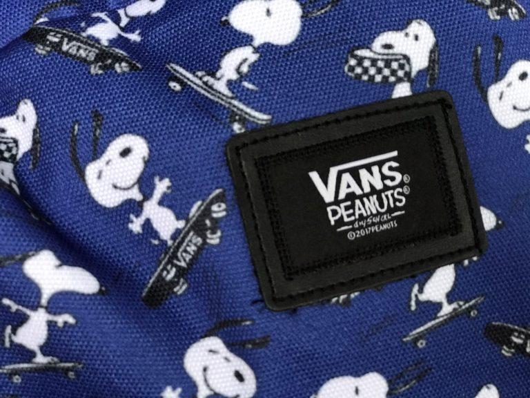 Vans X Peanuts Old Skool Backpack - Balo xinh không thể không sở hữu 4