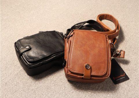 Túi đeo chéo da - item nhất định phải có trong tủ đồ 11