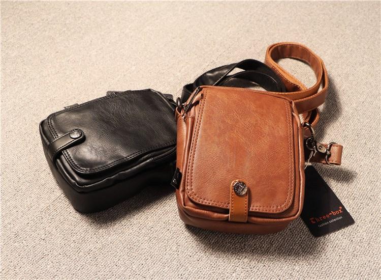 Túi đeo chéo da - item nhất định phải có trong tủ đồ 1