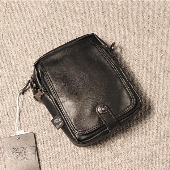 Túi đeo chéo da - item nhất định phải có trong tủ đồ 4