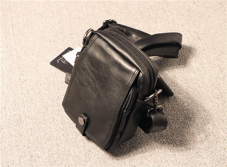 Túi đeo chéo da - item nhất định phải có trong tủ đồ 3