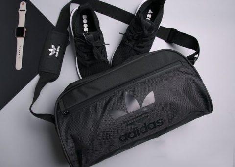Sau dịch đi gym không nên bỏ lỡ túi tập gym Adidas Originals Duffel Small Bag thời trang 9