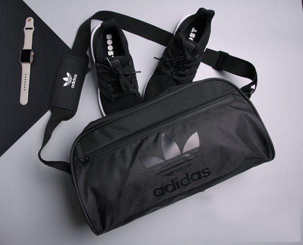 Sau dịch đi gym không nên bỏ lỡ túi tập gym Adidas Originals Duffel Small Bag thời trang 1