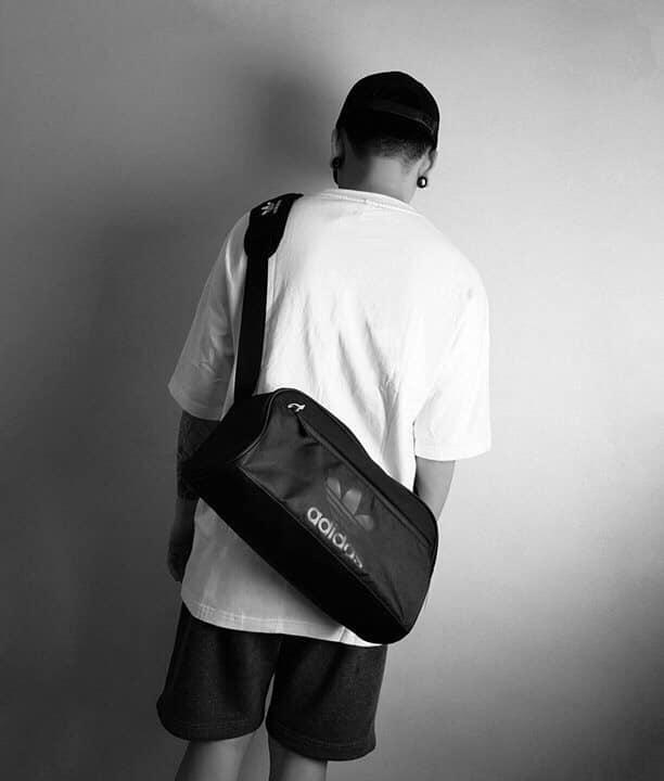 Sau dịch đi gym không nên bỏ lỡ túi tập gym Adidas Originals Duffel Small Bag thời trang 2