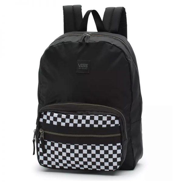 Balo Học Sinh Vans Distinction Checker Black 1