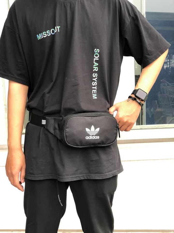 Túi bao tử Adidas DW8885 chỉ 160k - không bao giờ lỗi mốt, lại cực tiện dụng 6