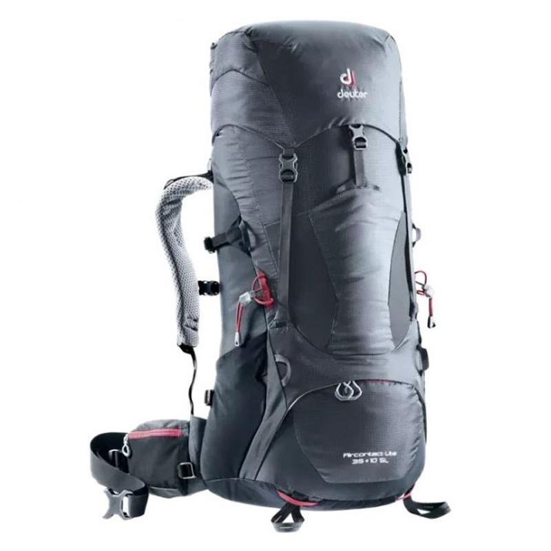 Balo phượt leo núi Deuter AirContact Lite 35+10 SL 13
