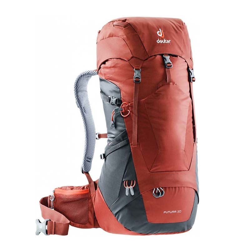 Balo du lịch leo núi Deuter Futura 30 2