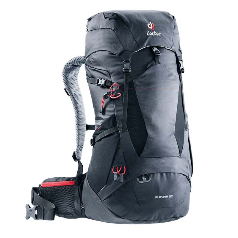 Balo du lịch leo núi Deuter Futura 30 13