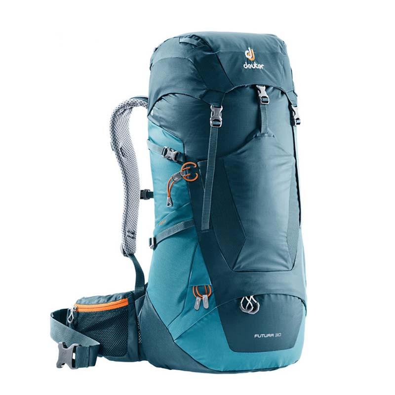 Balo du lịch leo núi Deuter Futura 30 14