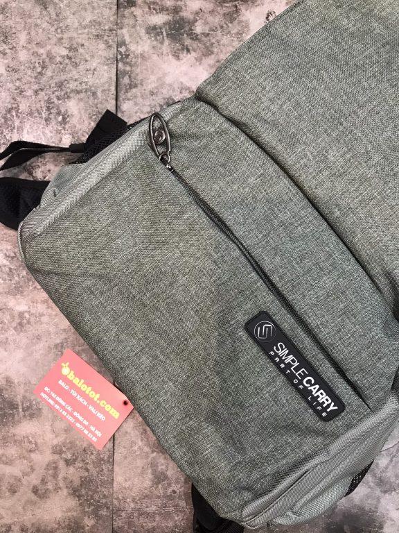 Balo laptop SimpleCarry B2B01 - phụ kiện tốt nhất cho laptop 14 inch 6