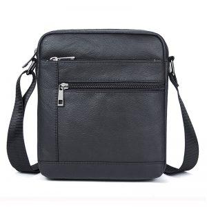 Túi Đeo Chéo Da Bò Nam Đựng Ipad Mini TD7604 8