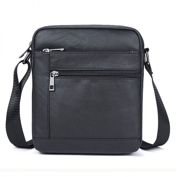Túi Đeo Chéo Da Bò Nam Đựng Ipad Mini TD7604 1