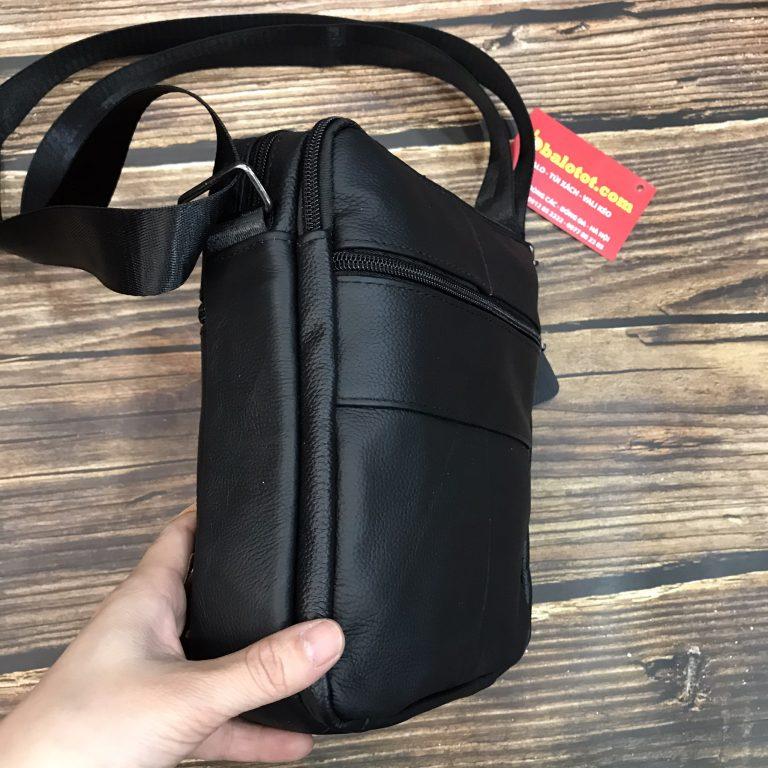 Túi Đeo Chéo Da Bò Nam Đựng Ipad Mini TD7604 13