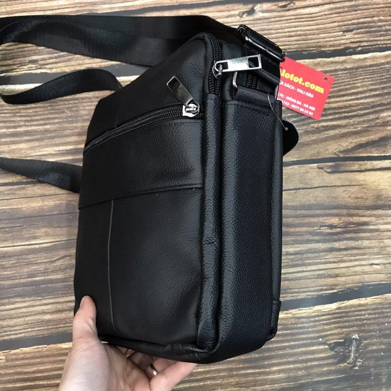 Túi Đeo Chéo Da Bò Nam Đựng Ipad Mini TD7604 14