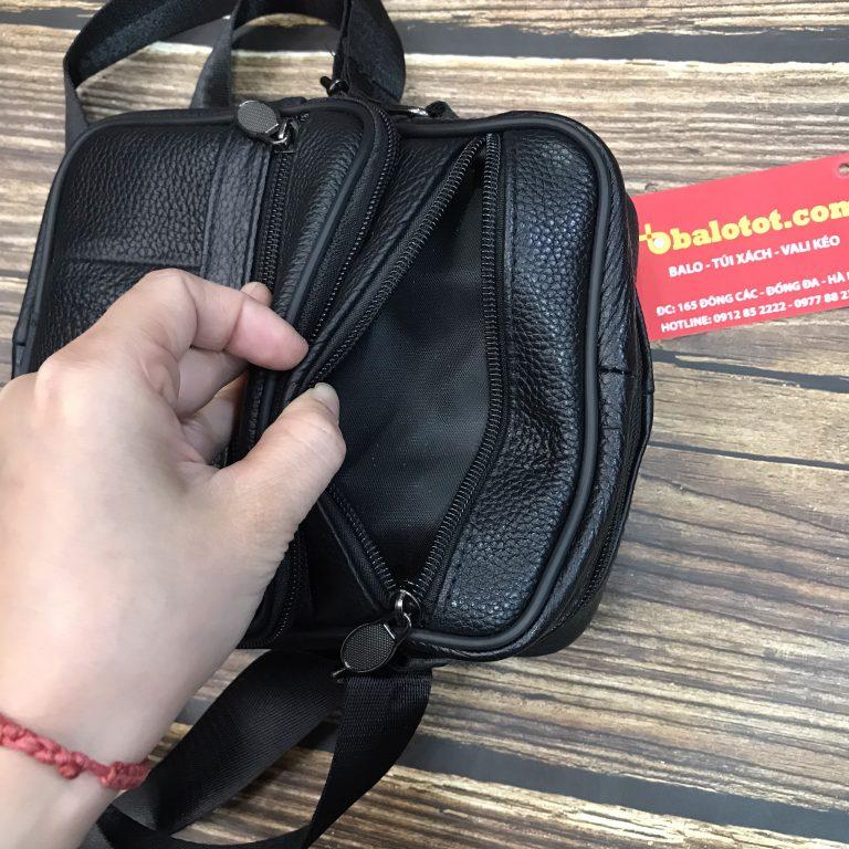 Túi Nam Da Bò Mini Nhỏ Gọn Thời Trang TD05000 15