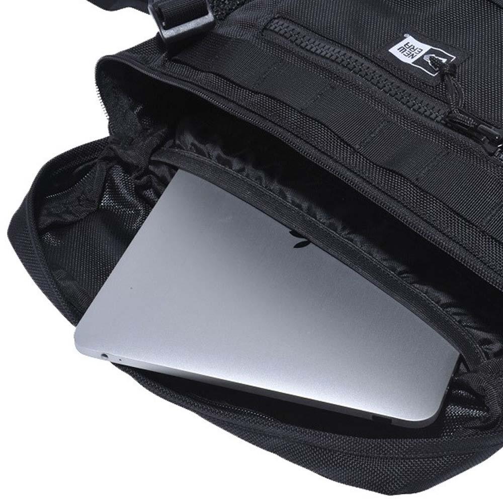 Túi chéo NewEra Square Waist Bag Black n0019256 10
