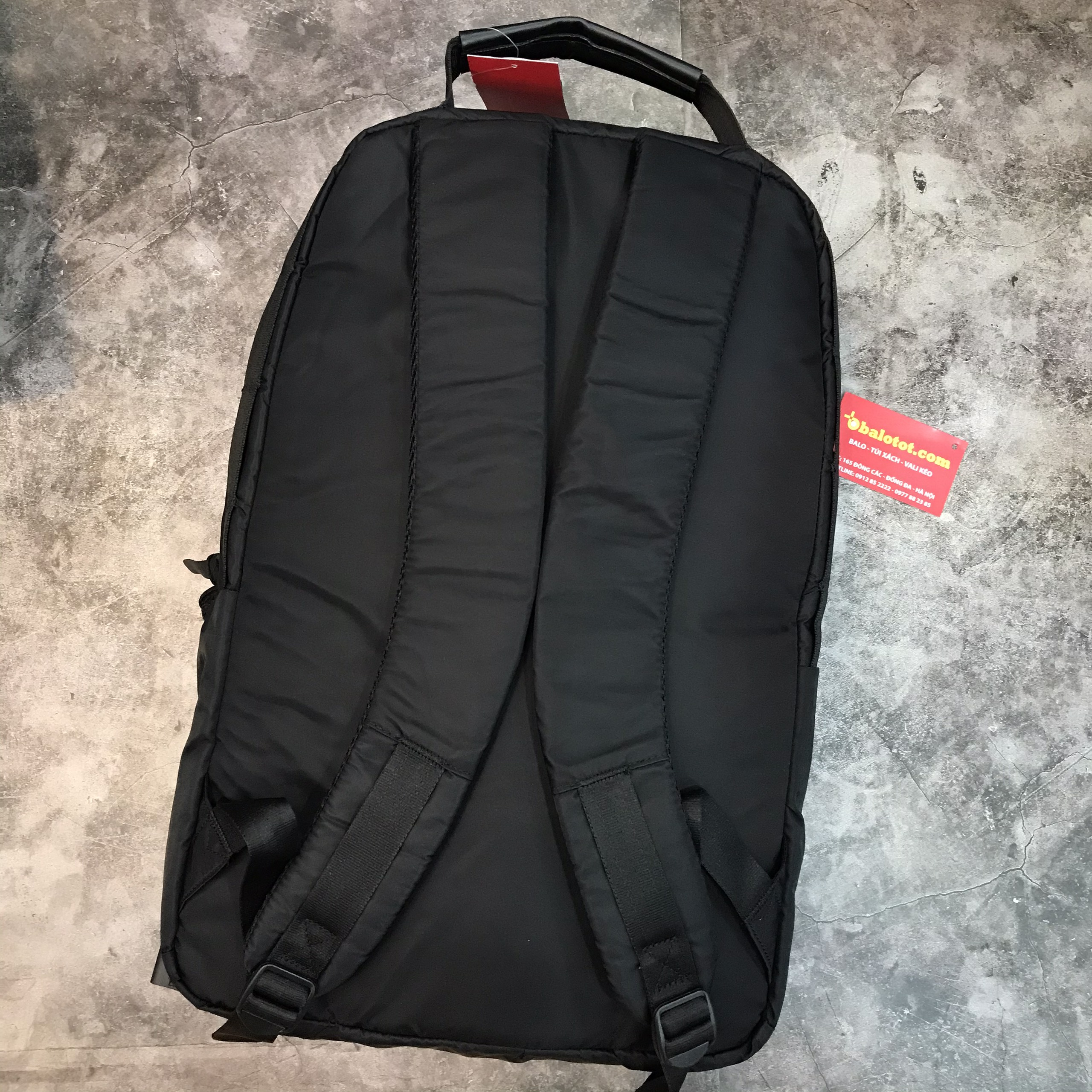 Balo Laptop Manhattan Portage BLACK mp1274twlbl 13