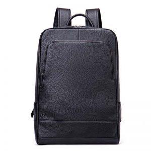 Balo Da Thật Đựng Laptop Nam Nữ Thời trang MÃ BD8110 3