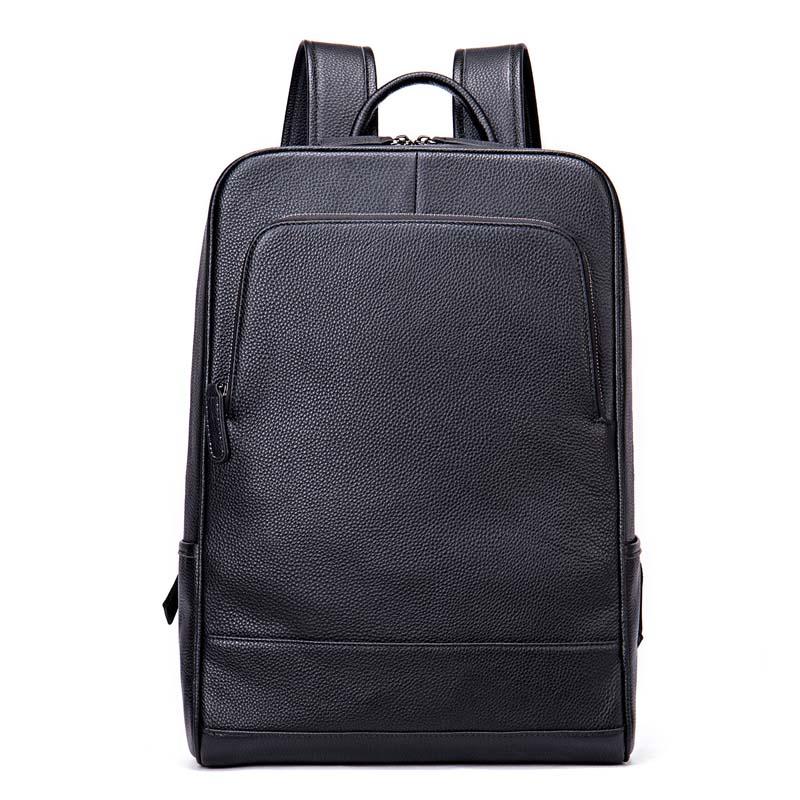 Balo Da Thật Đựng Laptop Nam Nữ Thời trang MÃ BD8110 2