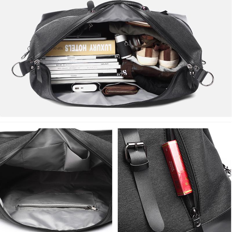 Túi du lịch nam nữ thời trang MOYYI MY0515 9