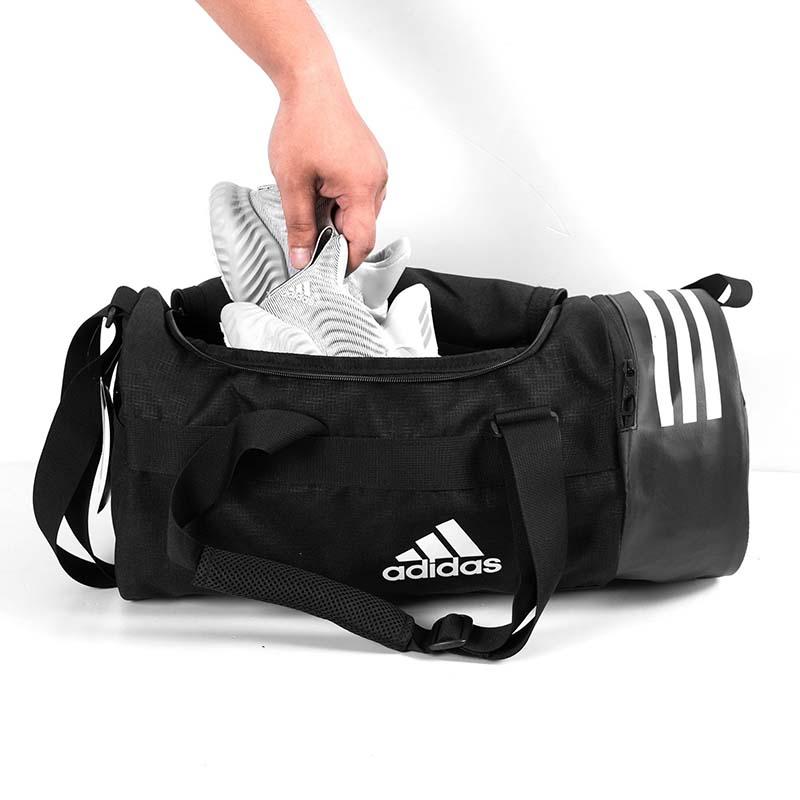 Túi Thể Thao Mini Adidas 3 Stripes Duffel Bag CG1533XS 9
