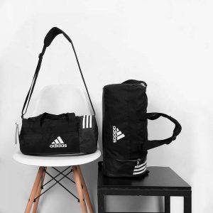 Túi Thể Thao Mini Adidas 3 Stripes Duffel Bag CG1533XS 13